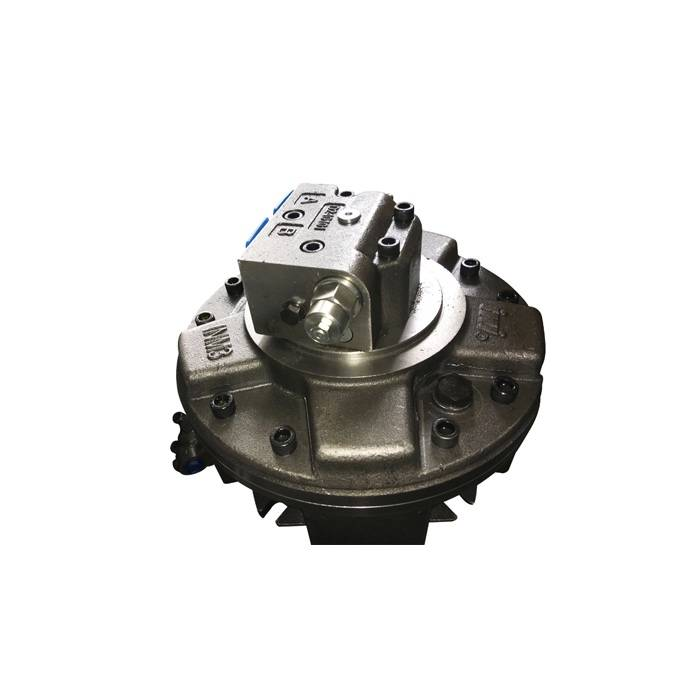China China Supplier Travel Gearbox - Hydraulic Motor – INM3