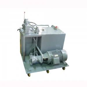 Hydraulic Power Pack Unit-DINXT6 Series