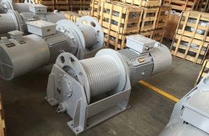 Advantages of Our Dredging Winch