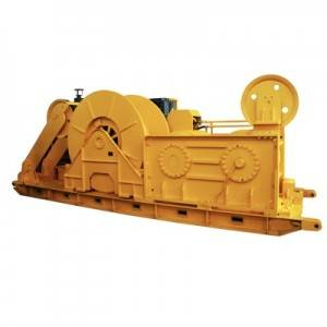 Hot sale Wire Rope Electric Winch Gate Hoist 40t