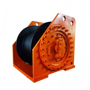 Hydraulic Winch – 3 ton