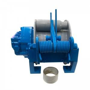 Vehicle Crane Hydraulic Winch