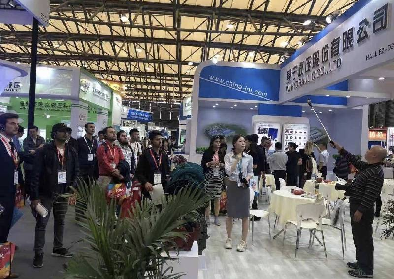 Memorable Exposition: E2-D3 Booth, PTC ASIA 2019, in Shanghai