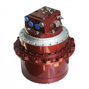 Hydrostatic Travel Drives