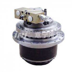 Travel Motors – IKY34B Series