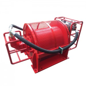 Hoisting Winch – 14Ton