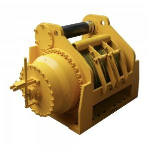 Vehicle Winch