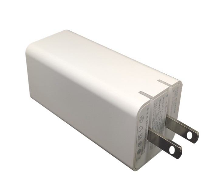 Factory Price 65W 20V3.25A USB A+C PD wall charger GaN Charger Featured Image