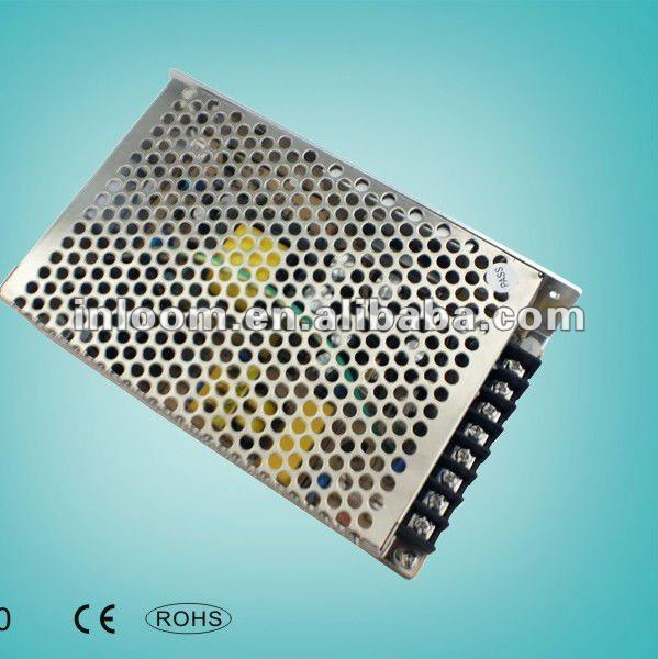 120W Quad output voltage switching power supply