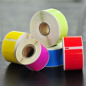 Color dymo label 30256 30254 30252 30330 4XL