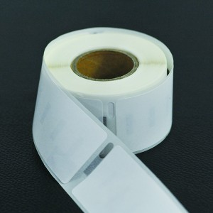 Discountable price White Thermal Transfer Label -