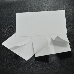 100x150mm double franking label