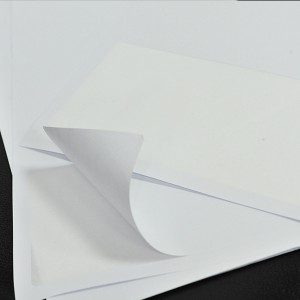 OEM Customized China 6X4 A4 Integrated Label Invoice Paper Sticky Address Sheets