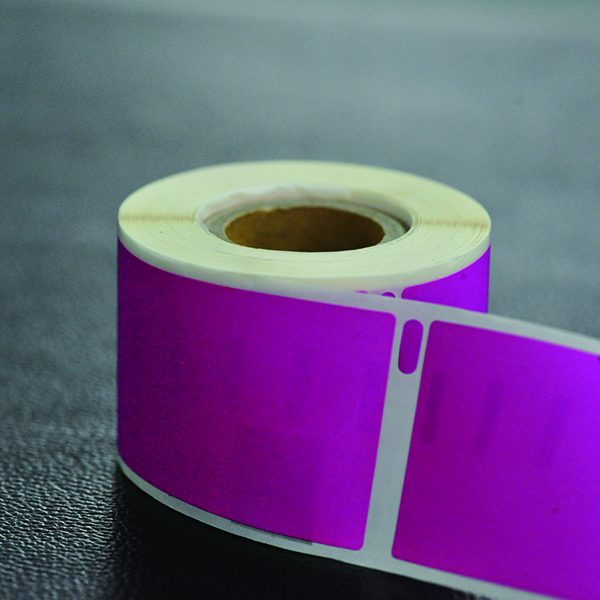 Chinese wholesale Transparent Thermal Labels -