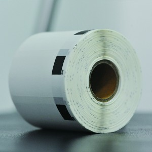 Hot Selling for Sticker Paper Label Plain -