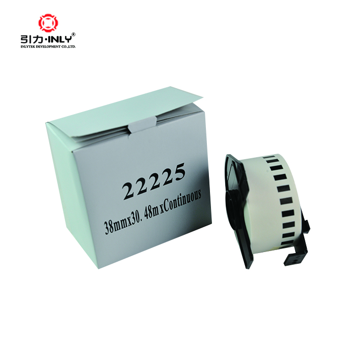 continue label brother compatible label with frame DK22225