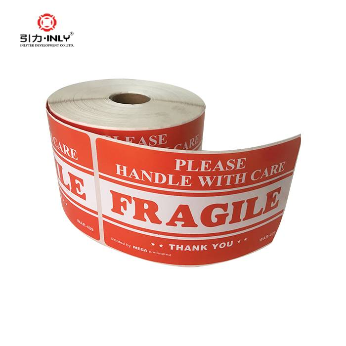 Handle With Care Packing Fragile Caution Stickers Warning Labels