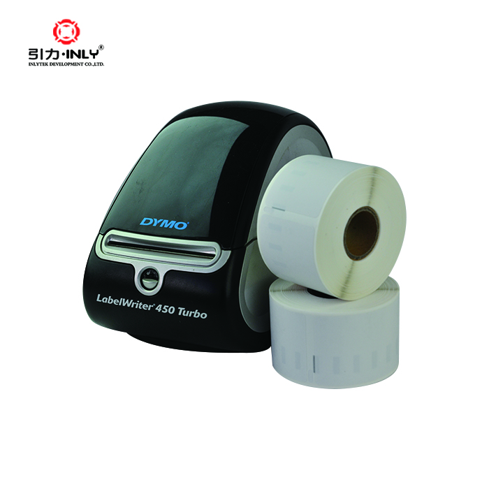 thermal label rolls 41*89mm Dymo Compatible Labels 11356
