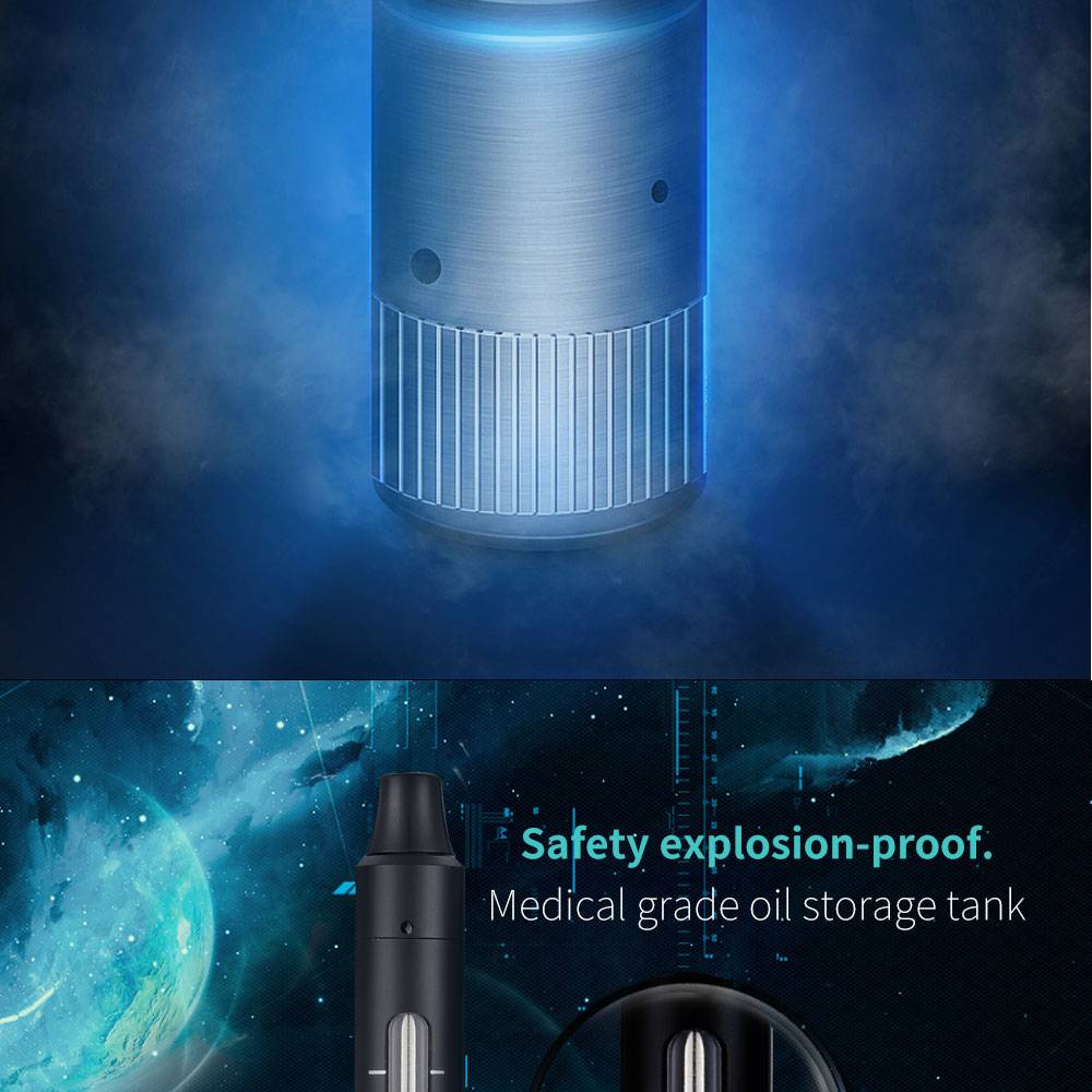 FP7 Plus Safety explosion-proof, medical grade oil storage tank