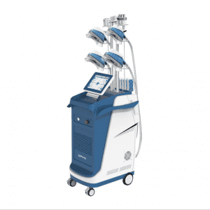 New design cryotherapy 5 handles weight loss cryolipolysis beauty machine