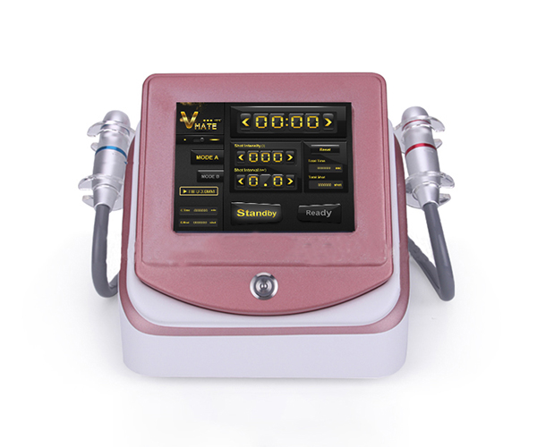 Most professional technology Dual Handle DEEP CLEANSING HIFU Vmax Machine Featured Image