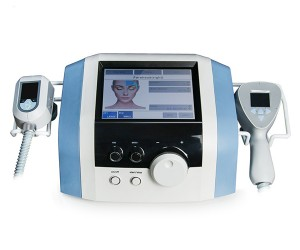 Chinese Professional Cavitation Vacuum - Portable BLT RF slimming machine for body and face – Lech