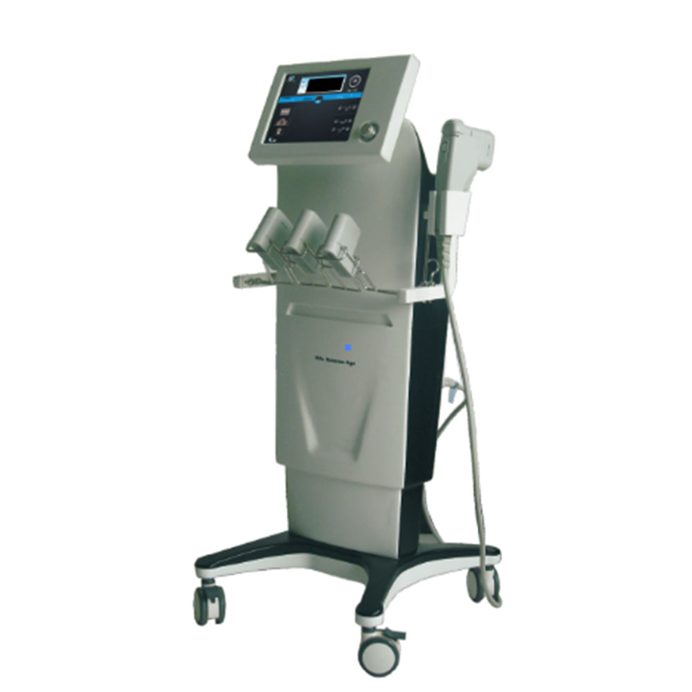 Newest Intensity focused ultrasound HIFU focused ultrasound machine