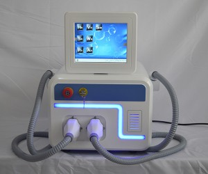 Portable Shr Opt Elight IPL Depilacion Hair Removal Laser Machine LC120