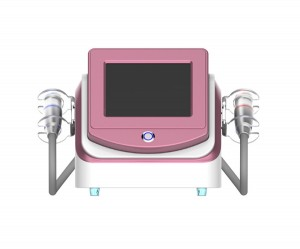 Most professional technology Dual Handle DEEP CLEANSING HIFU Vmax Machine
