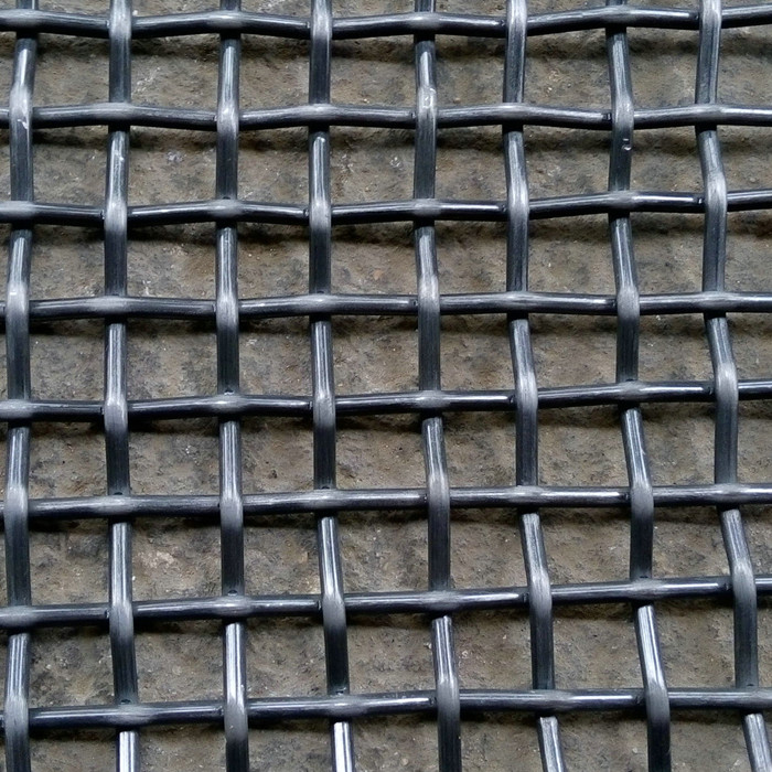 Metal Crimped Wire Mesh For Mining Featured Image