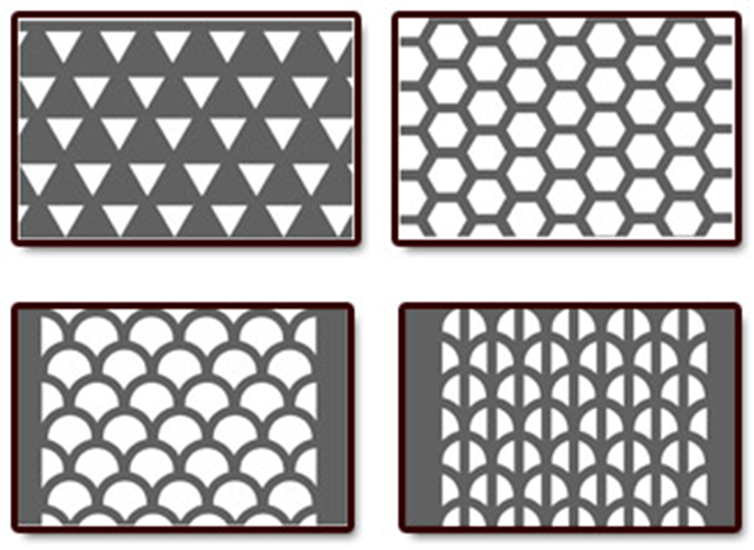 Punching Mesh- Perforated Metal Mesh
