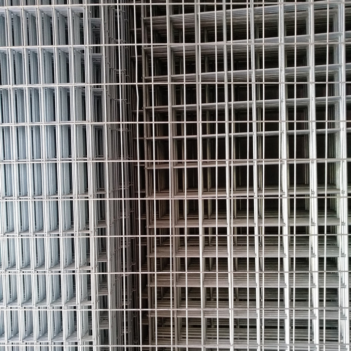 Galvanized Wire Mesh Panels With 4 Aperture