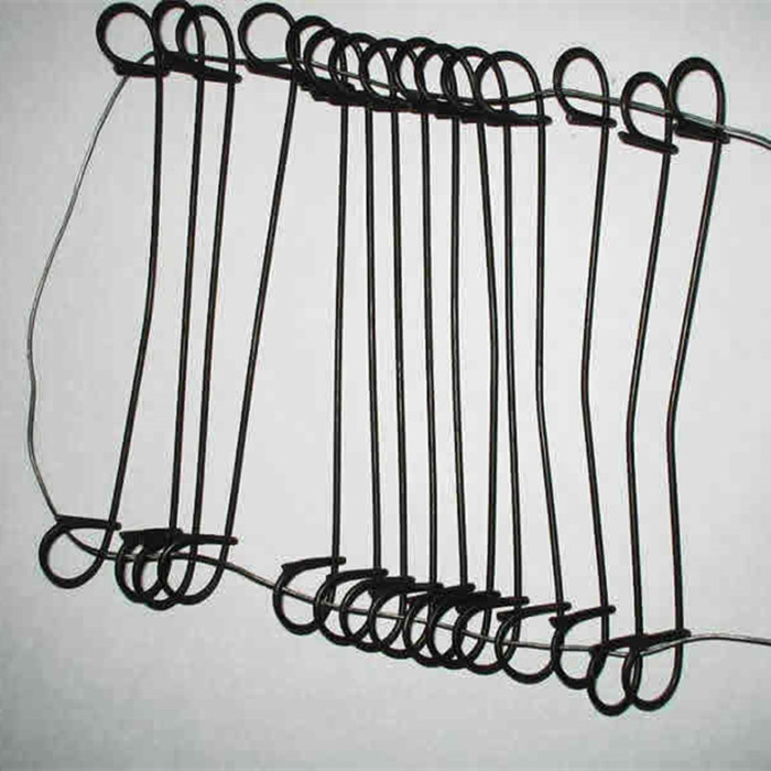 Galvanized Or PVC Coated Double Loops Binding Wire