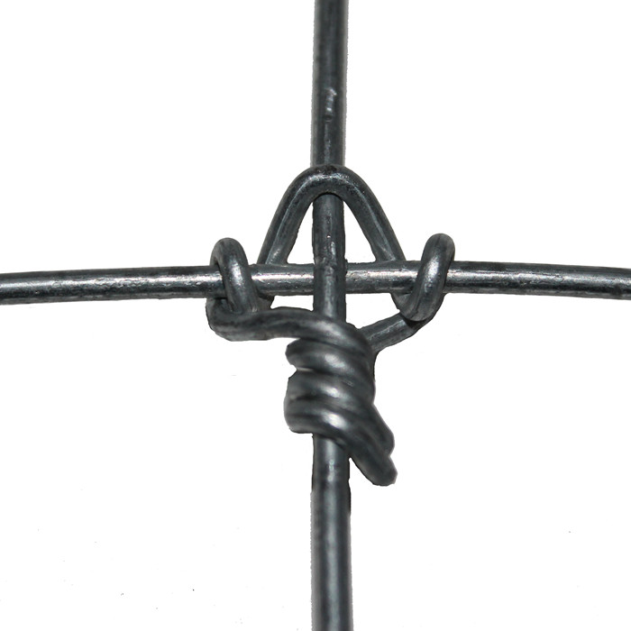 Fixed Fence Knot kusuka Wire Field