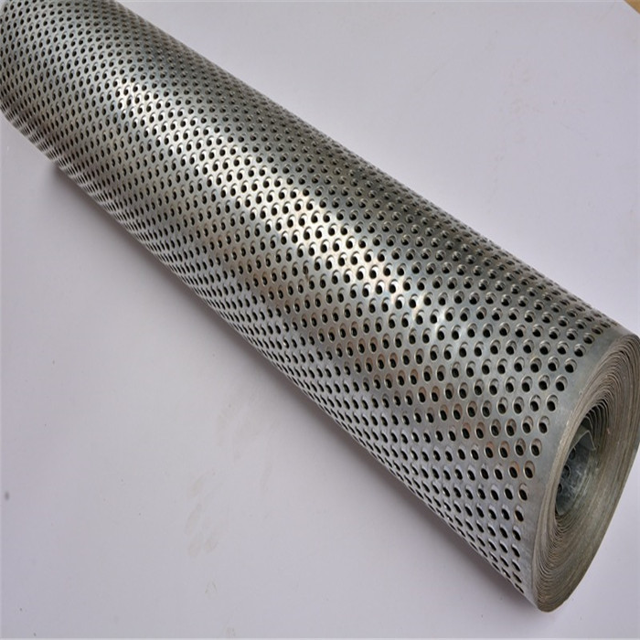 Stainless Perforated Metal Mesh With Kinds Of Hole