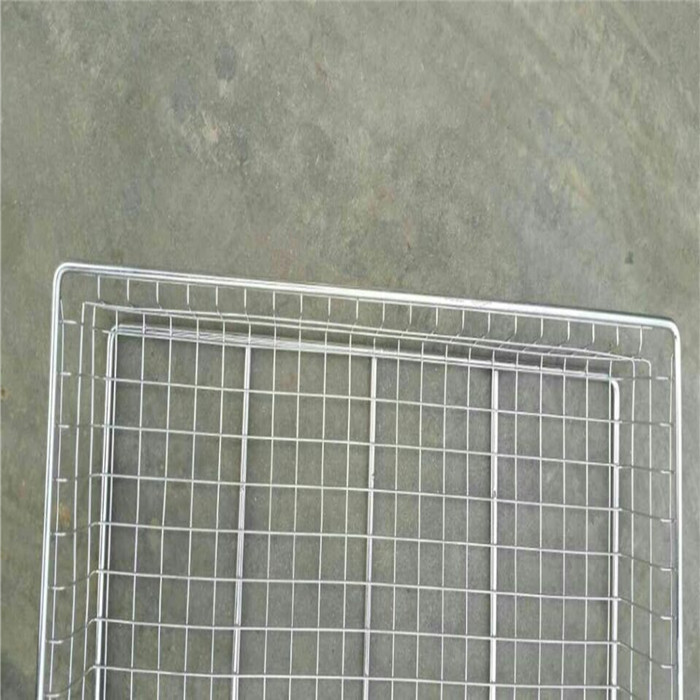 Stainless Steel Mesh Food Basket