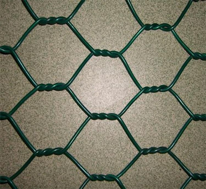 PVC Coated Chicken Coop Wire Mesh