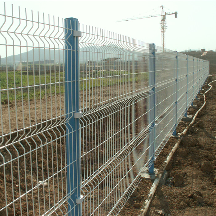 Farm Fence-PVC Coated Welded Wire Mesh Fence