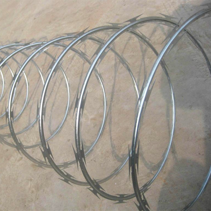 Tipo Razor Wire Fence-Single Coil