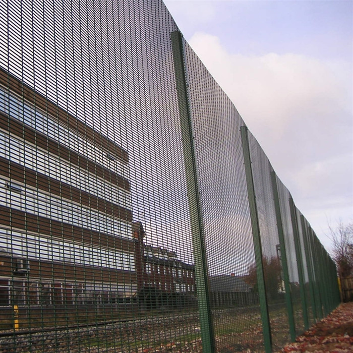 Welded Mesh Fence-Hot-dip Galvanized 358 Fence