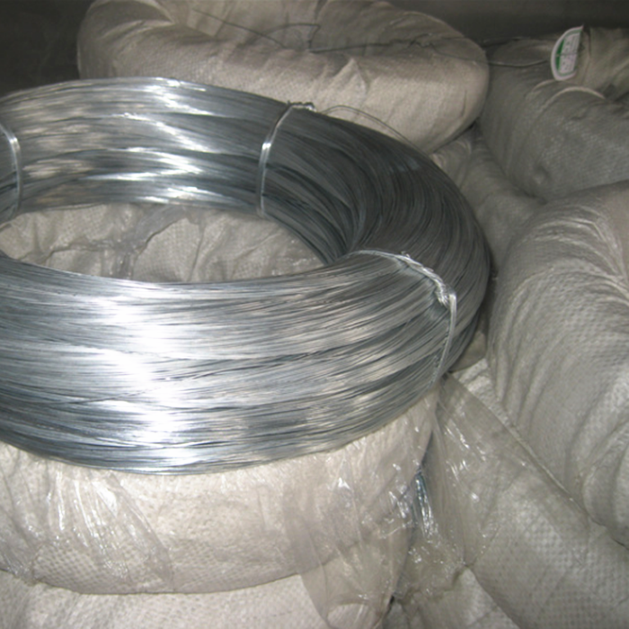 Good Quality Pvc Coated Wire Inside Galvanized Wire -