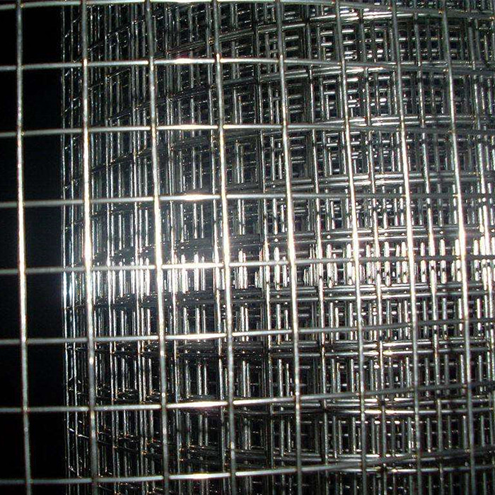 II aperturæ Galvanized Welded Wire Mesh