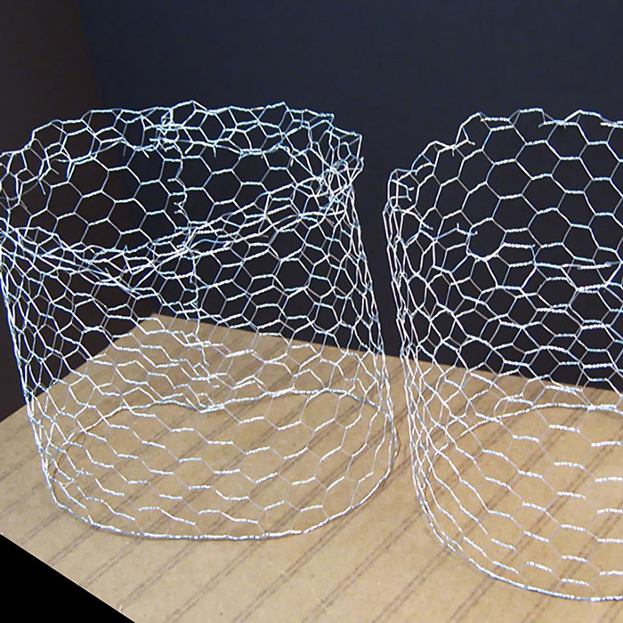 Galvanized Hexagonal Wire Netting For Making Covers