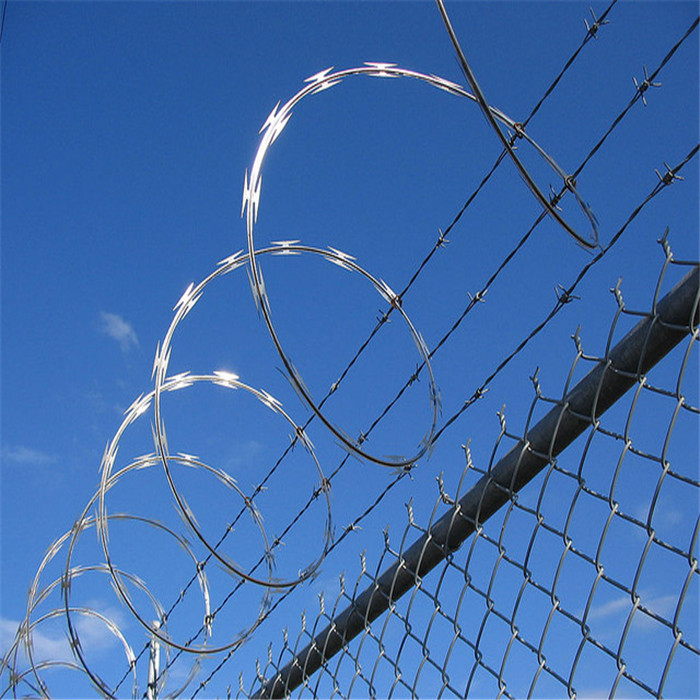 Factory Free sample Razor Wire Fence For Prison -