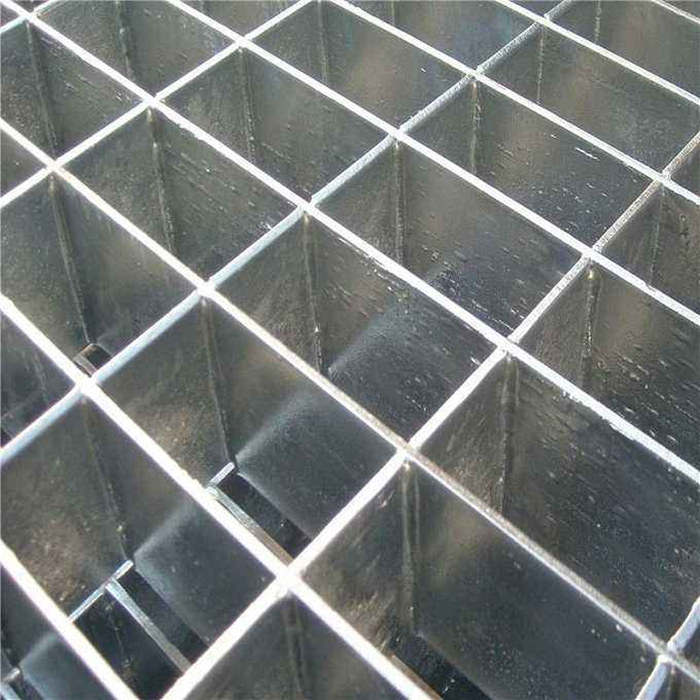 Galvanized Steel Bar Grating Walkway