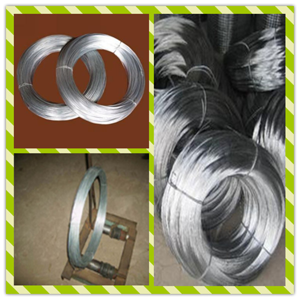 BWG8-BWG22 Electronic galvanized iron wire