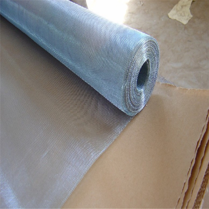 Aluminum Alloy Wire Netting For Window Featured Image