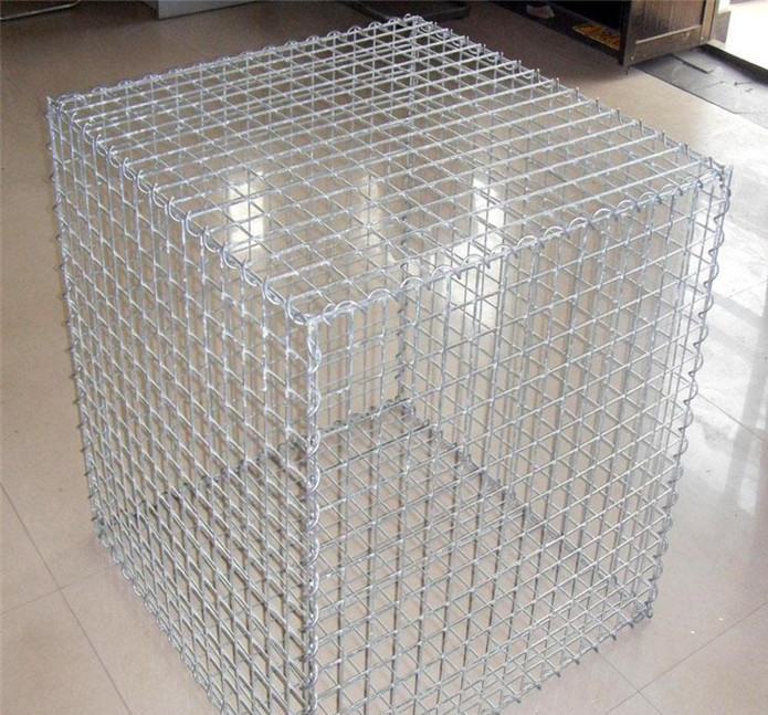 Hot Dipped Galvanized Welded Gabion Box