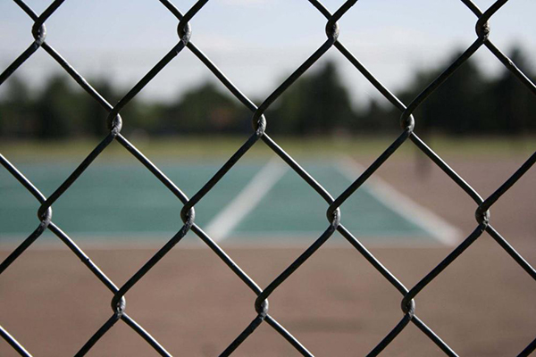 Chain Xhumanisa Fence / Diamond Wire Mesh