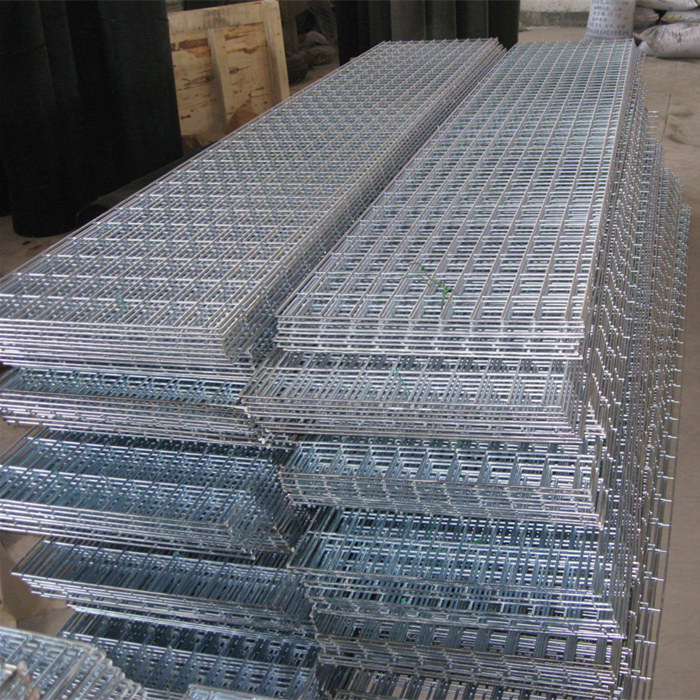 Hot-dip Galvanized Welded Wire Mesh Sheets